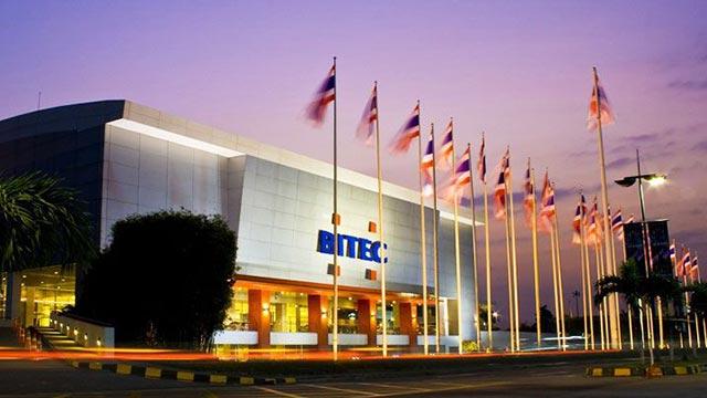 โครงการ BITEC 2 ใช้สายไฟ CV, THW, IN, CVV, XLPE
