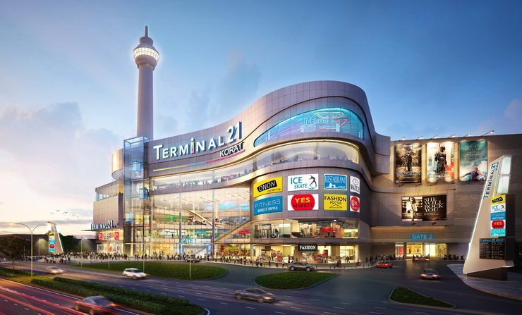 โครงการ Terminal 21 โคราช